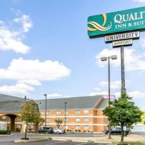 Quality Inn & Suites University/Airport KY, 40208