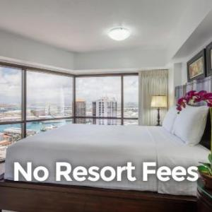 Hotels near Oceans 808 - Aston At The Executive Centre Hotel
