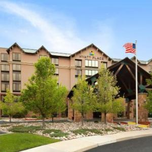 Hotels near Rock Canyon High School - Hyatt Place Denver-South/Park Meadows