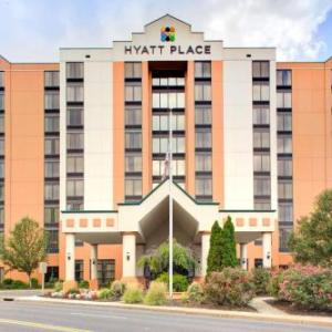 Meadowlands Expo Center Hotels - Hyatt Place Secaucus Meadowlands