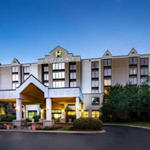Hotels near Ameris Bank Amphitheatre - Hyatt Place Atlanta Alpharetta North Point Mall