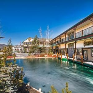 Snow Valley Mountain Resort Hotels - Holiday Inn Resort THE LODGE AT BIG BEAR LAKE