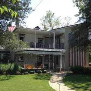 The Patriot House