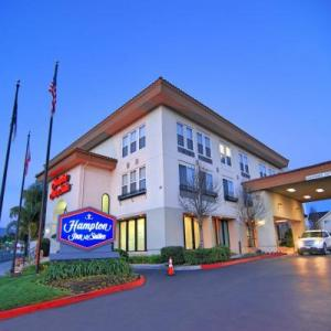Hotels near Shoreline Amphitheatre - Hampton Inn & Suites Mountain View Ca