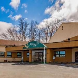 Quality Inn Schenectady -Albany