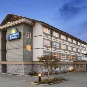 Cloverdale Agriplex Hotels - Days Inn & Suites By Wyndham Langley