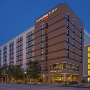 Hotels near Louisville Waterfront Park - SpringHill Suites Louisville Downtown