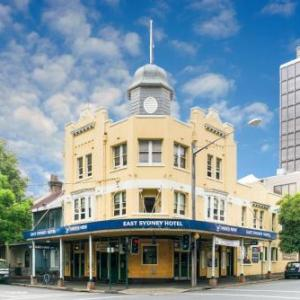 Hotels near The Domain Sydney - East Sydney Hotel
