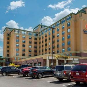 Lynn Memorial Auditorium Hotels - Comfort Inn & Suites Logan International Airport