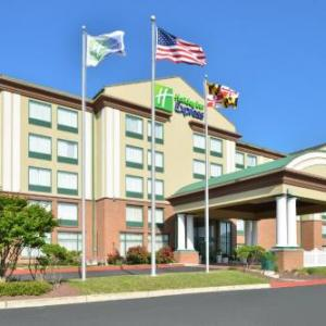 Freeman Stage at Bayside Hotels - Holiday Inn Express Hotel & Suites Ocean City