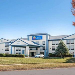 Stranahan Theater Hotels - Comfort Inn & Suites Maumee