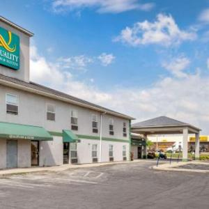 Fortress Obetz Hotels - Quality Inn & Suites South/Obetz