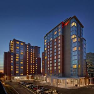 Halifax Forum Hotels - Hampton Halifax Downtown