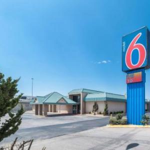 Motel 6-Oklahoma City OK - Bricktown