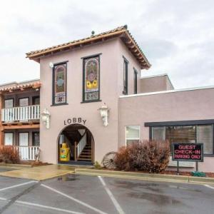 Hotels near Baker County Fairgrounds - Rodeway Inn Baker City