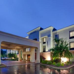 Hart Recreation Center Hotels - Hampton Inn Auburn