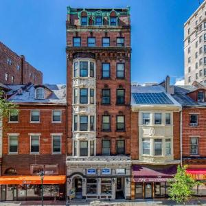 Walnut Street Theatre Hotels - Rodeway Inn Center City Philadelphia
