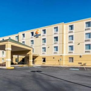 Hotels near Williams Grove Speedway - Comfort Inn Mechanicsburg - Harrisburg South