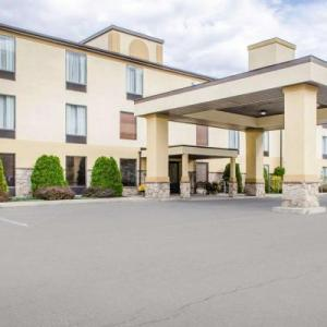 Hotels near East Broad Top Railroad - Comfort Inn Huntingdon