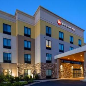 Hotels near Splash Lagoon - Best Western Plus Erie Inn & Suites