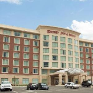 Hotels near Denver Improv - Drury Inn & Suites Denver Stapleton