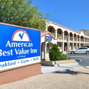 Americas Best Value Inn Joshua Tree Twentynine Palms