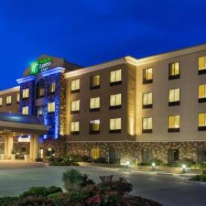 Midland County Horseshoe Hotels - Holiday Inn Express & Suites Midland South - I-20