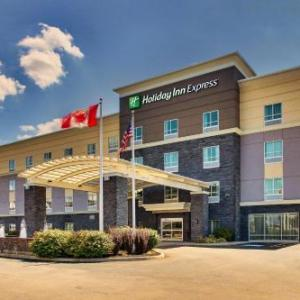 Holiday Inn Express Cheektowaga North East NY, 14206