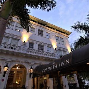 Downtown St Petersburg Hotels - Cordova Inn - Saint Petersburg