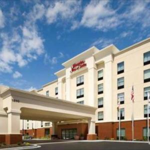 Hotels near Martin's West Baltimore - Hampton Inn & Suites Baltimore/Woodlawn