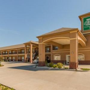 Executive Inn & Suites Cushing
