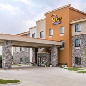 Sleep Inn & Suites West Des Moines Near Jordan