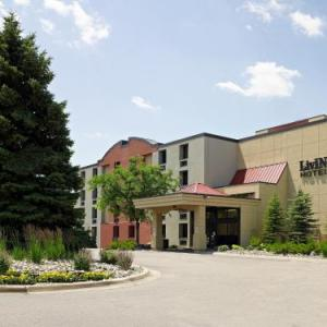Hotels near Ames Center - LivINN Hotel Minneapolis South /Burnsville