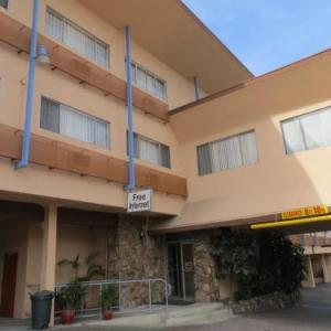 Baldwin Hills Crenshaw Plaza Hotels - Jet Inn