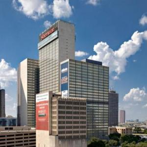Curtain Club Dallas Hotels - Sheraton Dallas Hotel
