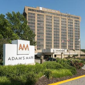 Hotels near Kauffman Stadium - Adam's Mark Hotel & Conference Center at the Sports Stadium Complex