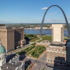 Hotels near Lumiere Place Casino - Hyatt Regency Saint Louis at The Arch