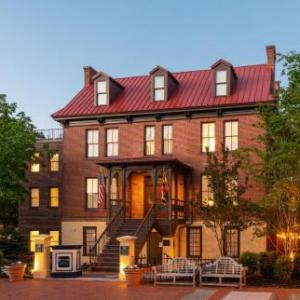 Rams Head On Stage Hotels - Historic Inns Of Annapolis