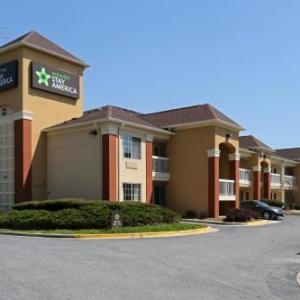 Extended Stay America - Baltimore - Bwi Airport - International MD, 21090