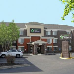 Extended Stay America - Minneapolis-Eden Prairie-Technology Dr