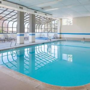 The Pin Spokane Hotels - Ramada by Wyndham Downtown Spokane