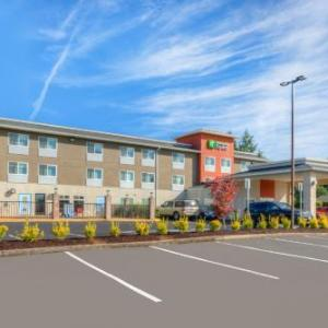 George Fox University Hotels - Holiday Inn Express NEWBERG - WINE COUNTRY