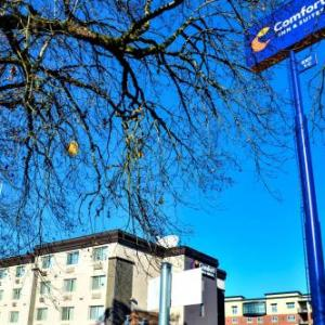 Esther Short Park Hotels - Comfort Inn & Suites Vancouver