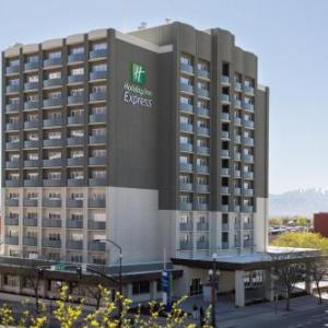 Kingsbury Hall Hotels - Holiday Inn Express Salt Lake City Downtown