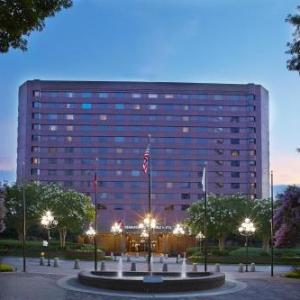 Cobb Galleria Center Hotels Renaissance Atlanta Waverly Hotel Convention