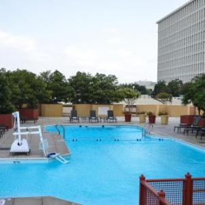 Lakewood Church Houston Hotels - Doubletree By Hilton Houston Greenway Plaza