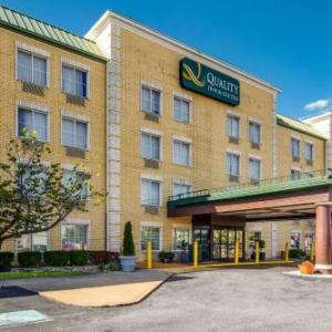 QUALITY INN AND SUITE CVG AIRPORT