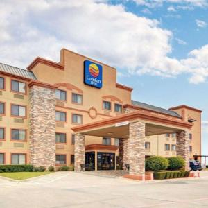 Hotels near Palace Theatre Grapevine - Comfort Inn Grapevine