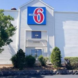 Motel 6-Maryland Heights MO