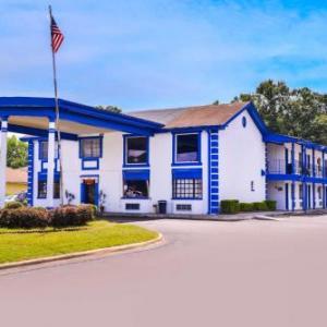 Budget Inn South BLVD Montgomery